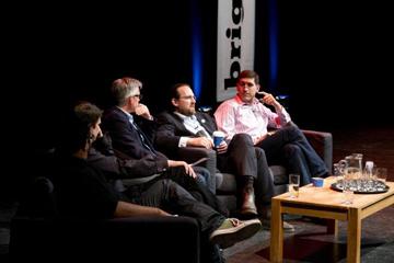 Brighton SEO Panel including Pierre Far