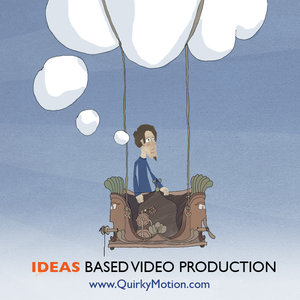 Quirky Motion: Ideas Based Video Production