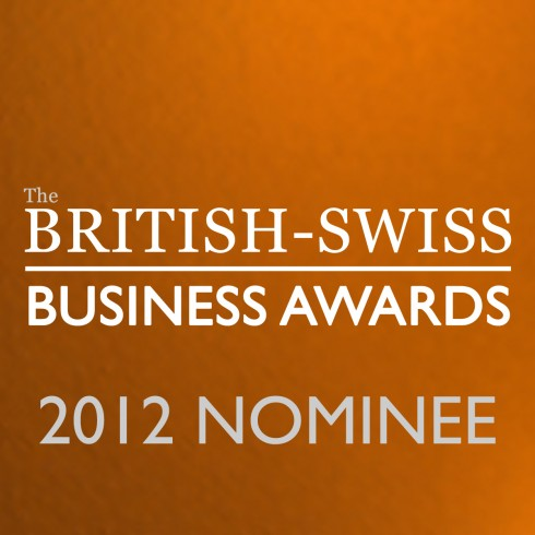 The British-Swiss Business Awards Nominee 2012